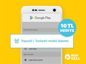 Google Play'de Kredi Kartı Yerine Mobil Ödemeyi Kullan, 10 TL Kazan!