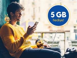 Otomatik Ödeme Talimatı Ücretsiz Günlük 5 GB İnternet Kampanyası
