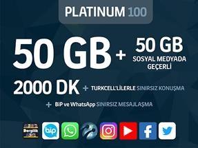 Platinum Black 100GB