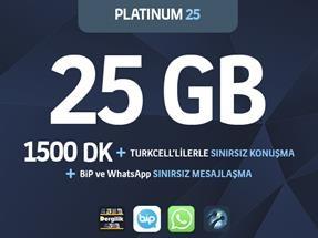 Platinum 25
