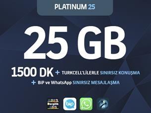 Satın Al Platinum 25
