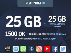Platinum 50