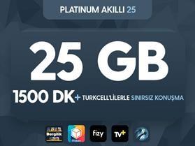 Platinum Akıllı 25