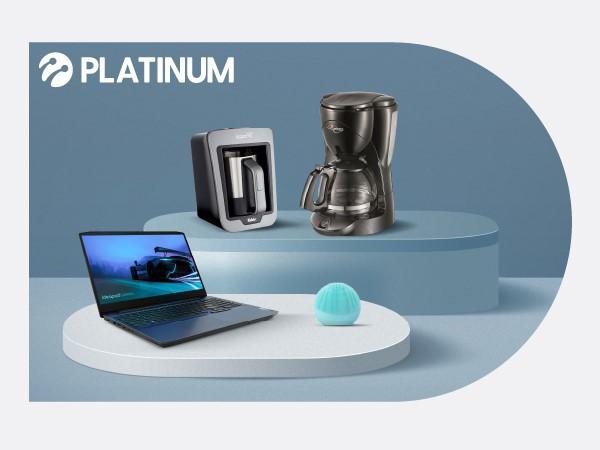 Platinum Pasaj Vitrin Kampanyası