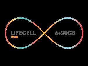 Lifecell Plus 6 GB Paketi