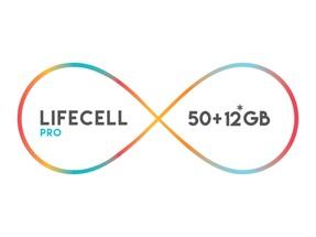 Lifecell Pro - 12GB Kampanyası