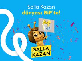 Salla Kazan BiP Kampanyası