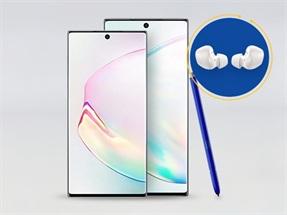 Samsung Galaxy Note10 Kampanyası