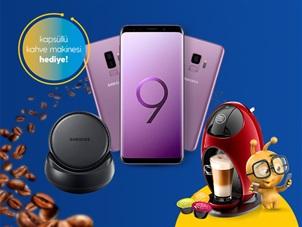 Samsung Galaxy S9 ve S9 Plus Kampanyası