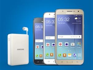 Samsung J Serisi Telefonlarda Şarj Bitmeyecek
