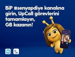 #SenYapDiye UpCall Kampanyası