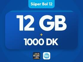 Süper Bol 12 GB