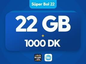 Süper Bol 22 GB