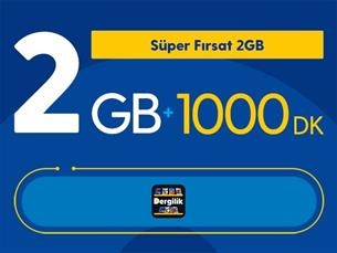 Satın Al Süper Fırsat 2GB