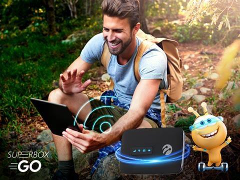 Superbox GO Mobil Wifi Kampanyası
