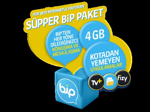 Süpper BiP 4GB
