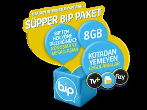 Süpper BiP 8 GB