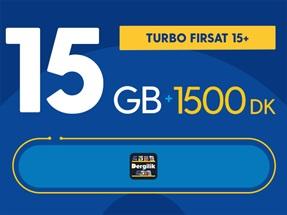 Turbo Fırsat 15+ Kampanyası