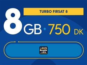Turbo Fırsat 8 Kampanyası