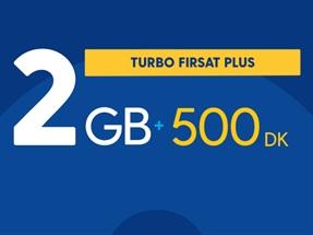 Turbo Fırsat Plus Kampanyası