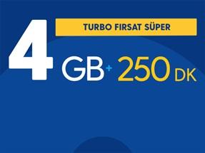 Turbo Fırsat Süper Kampanyası