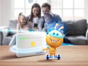 Turkcell Fiber ile Hızınız Artık 50 Mbps