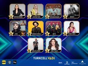 Turkcell Yıldızlı Geceler Davetiye ve Sanatçıyla Tanışma Yarışması