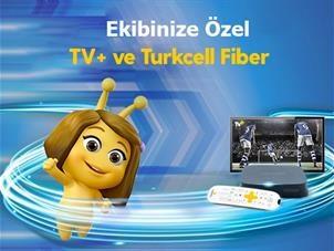 TV+ ve 100 Mbps Fiber Turkcell Biz Kampanyası