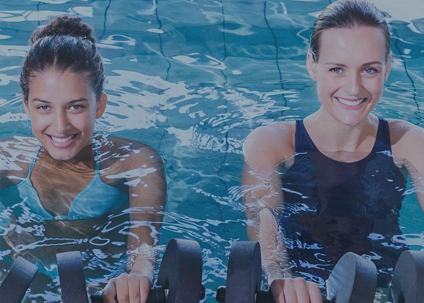 Aqua Jog Club Üyeliklerinde % 15 İndirim