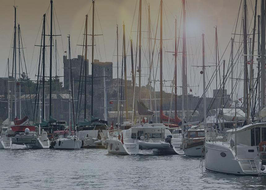 Bodrum Marina Yacht Club'ta %10 İndirim
