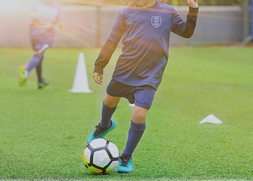 Futbol Okulu Kayıtlarında %30 İndirim