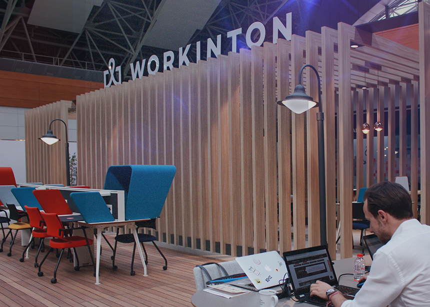 Workinton Sabiha Gökçen Business Lounge %50 İndirimli