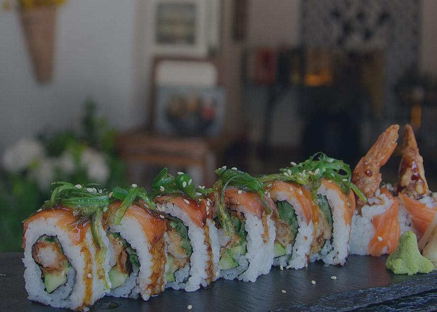 Adana Maki'de Sushi Siparişlerinizde %10 İndirim