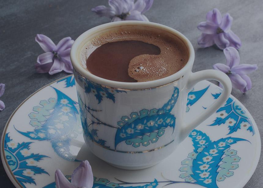 Diyarbakır Gönül Kahvesi'nde Kahveniz Bizden