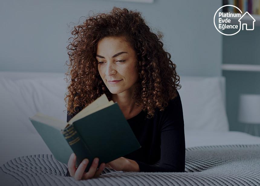 Hediye kitabınızı keyifle okumayı seçin.