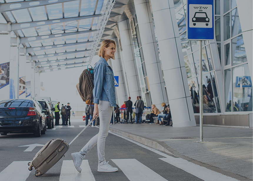 Havalimanı transferlerinizde ayrıcalığınızı yaşayın.