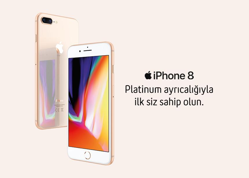 iPhone 8 Ön Satış
