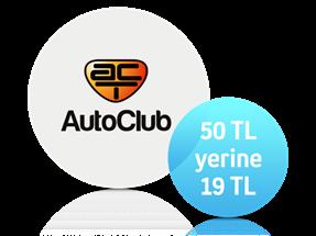 ACT Plus Cilalı Otomobil Yıkama 50 TL yerine 19 TL