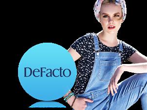 DeFacto Online İndirim Kampanyası