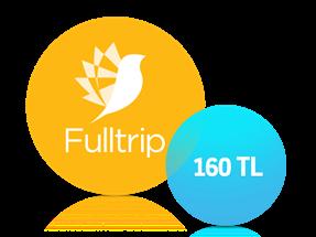 Fulltrip Kampanyası-Yurt İçi Tur 160 TL