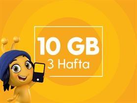 10 GB İnternet Paketi