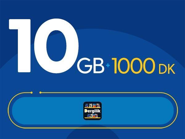 Rahat Süper 10GB Paketi