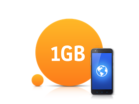 Haftalık 1GB İnternet Paketi