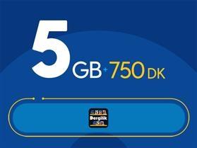 Rahat Süper 5GB Paketi