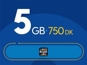 Satın Al Rahat Süper 5GB Paketi - Tekrarsız