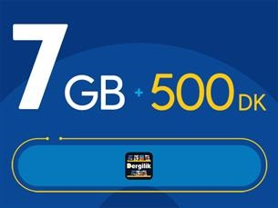 Satın Al Rahat Kal 7GB Paketi