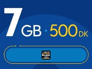 Satın Al Rahat Kal 7GB Paketi - Tekrarsız
