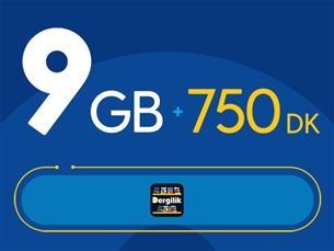 Satın Al Rahat Kal 9GB Paketi - Tekrarsız