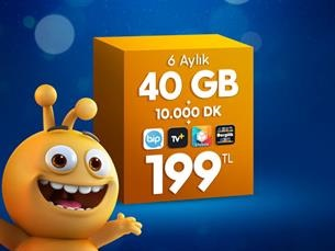 Satın Al Dev 40 GB Paketi