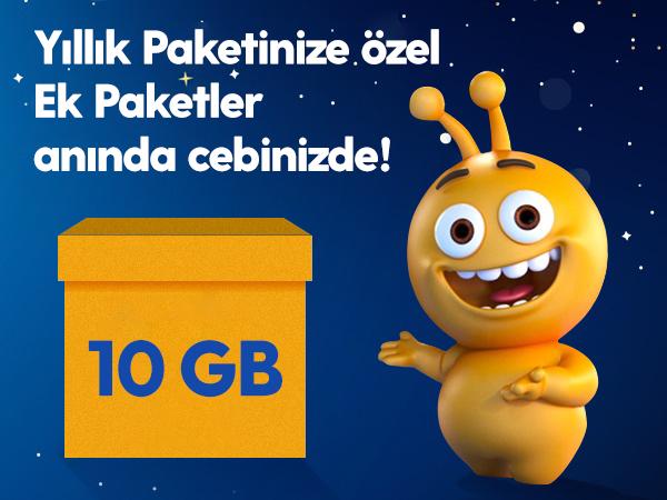 Dev Ek 10GB